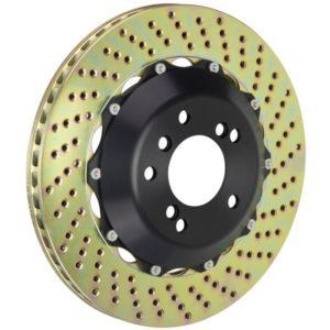 Комплект Brembo 1016003A для PORSCHE 997 CARRERA 4S 2006-2011