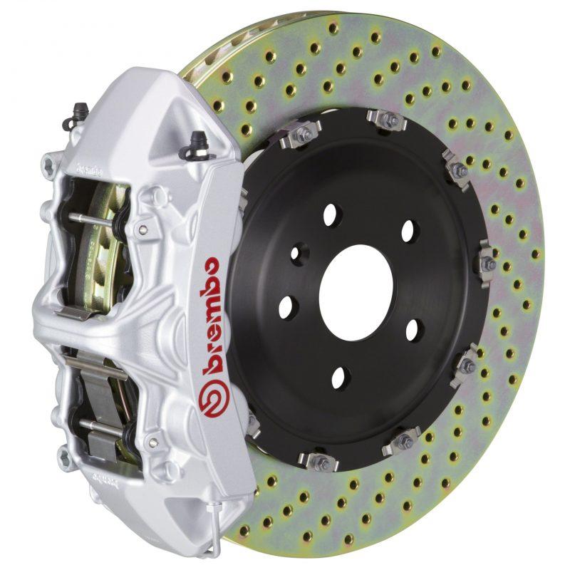 Комплект Brembo 1N19055A для VOLKSWAGEN GOLF R (MK7) 2015->