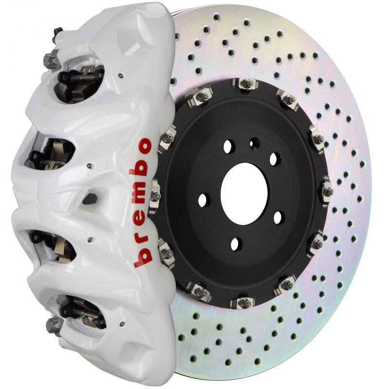 Комплект Brembo 1Q19623A для CHEVROLET 1500 SILVERADO (T1xx) 2019->