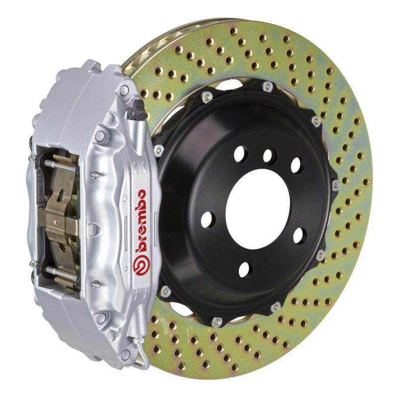 Комплект Brembo 2H19003A для CADILLAC ESCALADE / ESV (GMT K2XX) (WITH ALUMINUM FRONT KNUCKLES) 2015->
