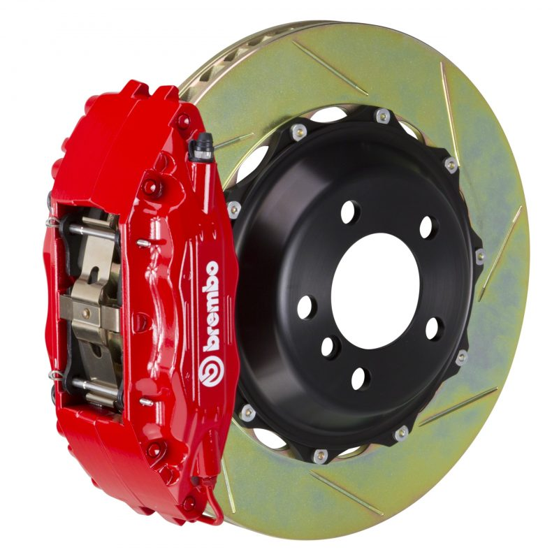 Комплект Brembo 2H29003A для CADILLAC ESCALADE / ESV (GMT K2XX) (WITH ALUMINUM FRONT KNUCKLES) 2015->