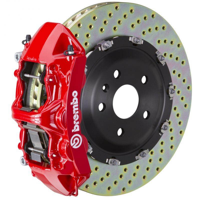 Комплект Brembo 1N18501A для CADILLAC XLR 2004-2009